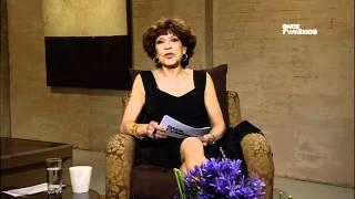 Conversando con Cristina Pacheco - Alberto Corrales