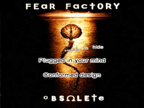 Fear Factory Securitron (Police State 2000) LYRIC