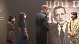 """Inauguración de la Exposición """"Delibes"""""""