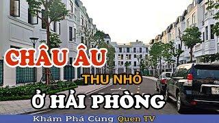 Có Một Châu Âu Thu Nhỏ Giữa Lòng Hải Phòng | Vinhomes Imperia Haiphong Vietnam