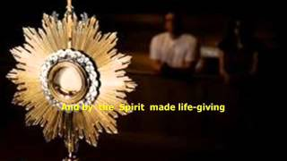 Christ in Us, Our Hope of Glory