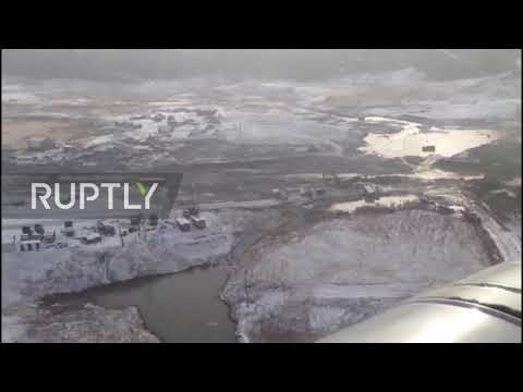 Russia: Aerial footage captures extent of Siberian deadly dam collapse