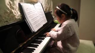 Encore Chen Age 5 Plays  Clementi Piano Sonata in D Major Op 36 No 6 1 Allegro con spirito 2016 4 16