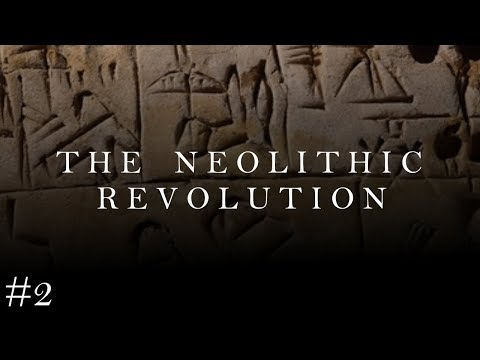 the significance of the neolithic revolution in the prowess of humanity Mesopotamia is the site of the earliest developments of the neolithic revolution from around 10,000 bc early neolithic farming was limited to a narrow range of plants, both wild and domesticated, which included einkorn wheat , millet and spelt , and to the keeping of dogs , sheep and goats.