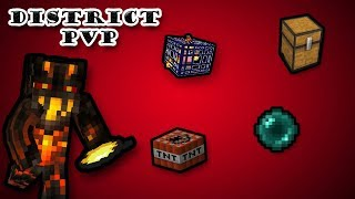 District PvP Episode 3 ANOTHER SPAWNER RAID!! AND GIVEAWAY!