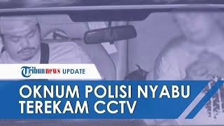 Beredar Video Oknum Perwira Polda Riau Nyabu di Mobil, Bersandar dan 'Ngefly' Pegang Alat Isap