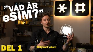 eSIM – Vad är det och hur fungerar det?