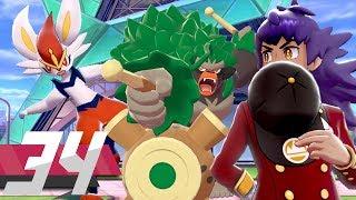 Pokémon Sword and Shield - Episode 34 | Champion Leon Rematch!