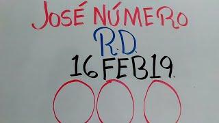 NUMEROS PARA HOY 16 DE FEBRERO DEL 2019,PARA TODAS LAS LOTERIAS,BINGUITO 01,80.