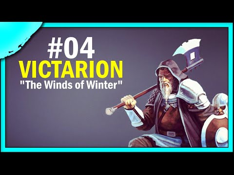 📘 The Winds of Winter Sample Chapters #04 | Victarion 📘