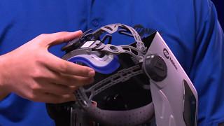 Miller T94 Series Welding Helmets – Headgear Adjustment