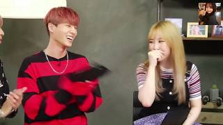 10 minutes of Jimin Park (박지민) randomly singing