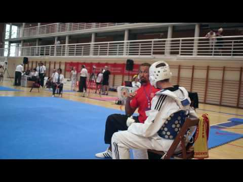 Open Taekwondo Pamplona Iruña 2016 . Resumen