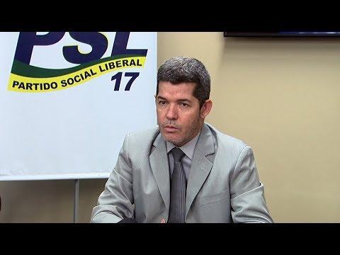 Disputa pela liderança do PSL acirra crise no segundo maior partido