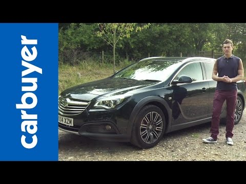 Vauxhall Insignia Country Tourer 2014 review - Carbuyer