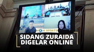 Sidang Perdana Pembunuhan Hakim Jamaluddin, Zuraida Mengaku Sakit Hati pada Korban