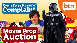 Ryan Toys Review Controversy: YouTuber Complaint - Today's Biggest News
