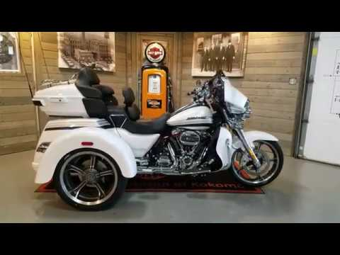 2020 Harley-Davidson CVO™ Tri Glide® in Kokomo, Indiana - Video 1