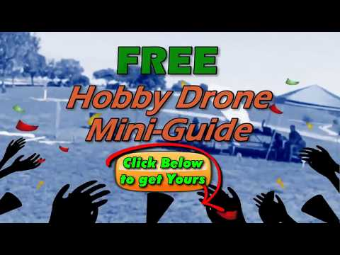 FREE Drone Mini-Guide for FPV QuadCopters & STEM education schools