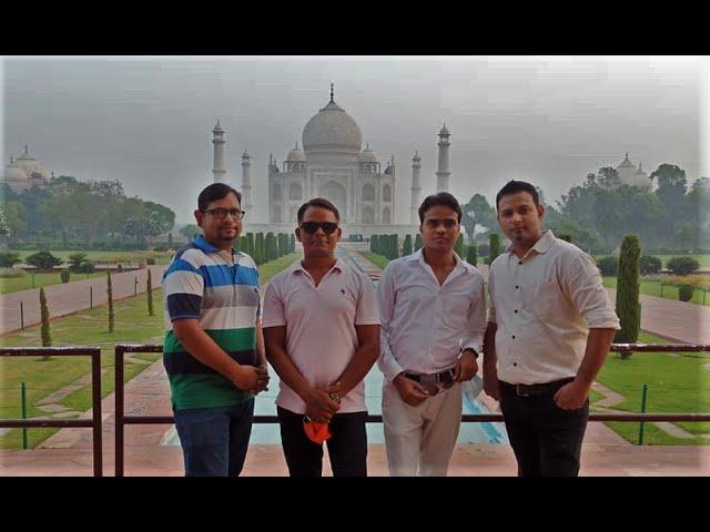 India: El Taj Mahal reabre después de 6 meses de bloqueo por el coronavirus