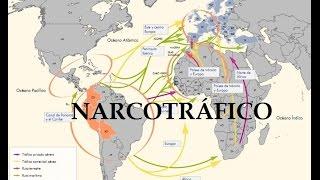 Geopolítica Del Narcotráfico Y El Tráfico De Drogas
