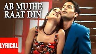 Lyrical Video: Ab Mujhe Raat Din | Deewana | Hindi Album