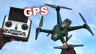 GPS Camera Drone 5.8 Ghz FPV - RC136FGS - TheRcSaylors