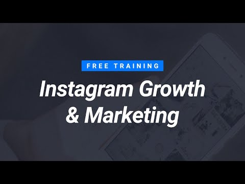Free Instagram Course for 2020 (+ EXTRA Free Resources ...
