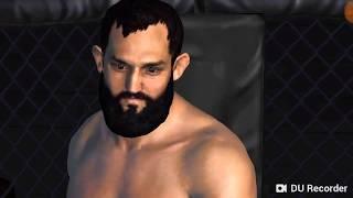 UFC Mobile Johny Hendricks Middleweight career mode Stage 31-34