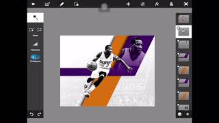 Sports Design | Eric Bledsoe | Speed Art
