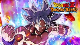 Dragon Ball Z Dokkan Battle - AGL LR Ultra Instinct Goku OST (Extended)