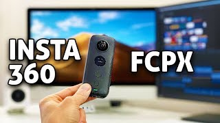 How I Edit Insta360 in FCPX