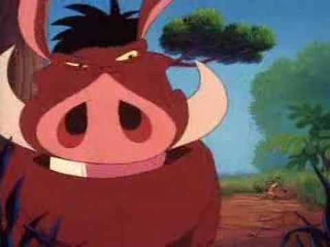 Timon & Pumbaa - Yummy Yummy Yummy