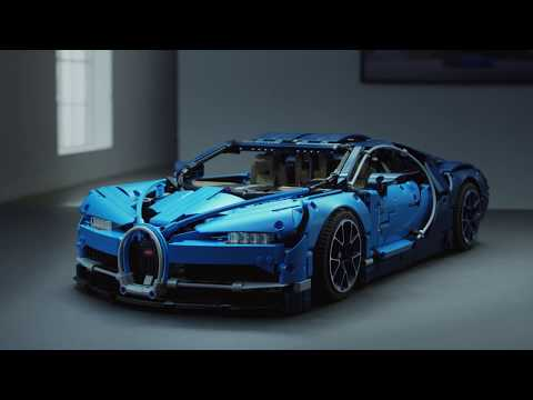 Vidéo LEGO Technic 42083 : Bugatti Chiron