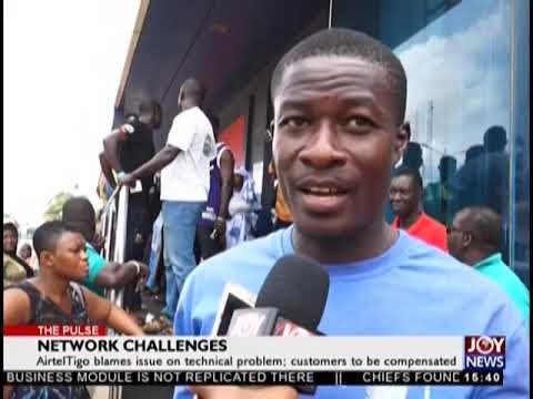 Network Challenges - The Pulse on JoyNews (25-9-18)