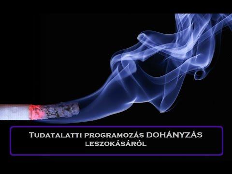 Ingyenes videó a dohányzás veszélyeiről