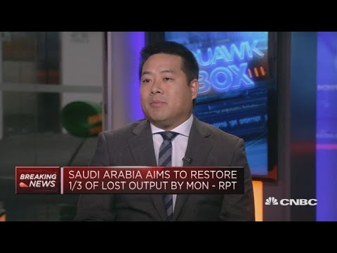 Attack on Saudi Aramco a step up in geopolitical risk for region, expert says   Squawk Box Europe