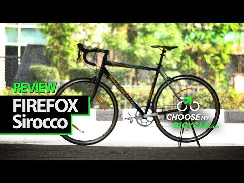 Firefox Sirocco (2017): ChooseMyBicycle.com Expert Review
