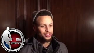 Why Stephen Curry might be thinking about picking Giannis at the NBA All-Star Game   ESPN