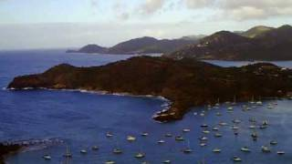 preview picture of video 'Shirley Heights lookout in Antigua'