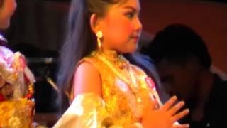 preview picture of video 'Таиланд 2015 Ч 7 Накхон Си Тхаммарат. Китайский Новый год'