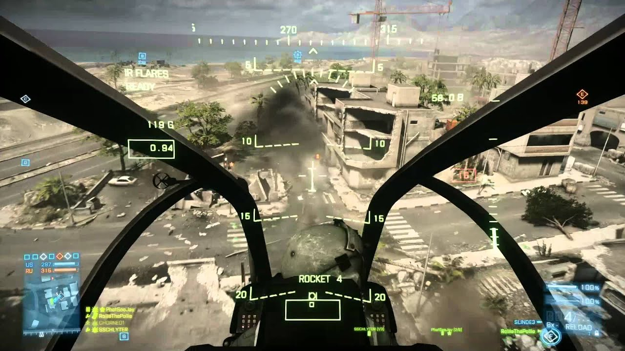 Visit The Re-Mastered Gulf Of Oman In This New Battlefield 3 Trailer