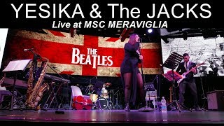 YESIKA & The JACKS Live at CAROUSSEL