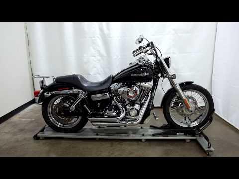 2012 Harley-Davidson Dyna® Super Glide® Custom in Eden Prairie, Minnesota - Video 1