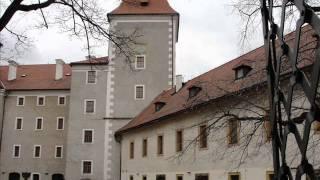 preview picture of video 'Mladá Boleslav - staré město a zámek - náměstí'