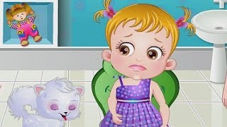 Baby Hazel Game Movie - Baby's leg injury Episode - Dora the Explorer