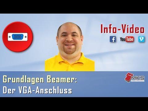 Info-Video Beamer - Grundlagen 6: VGA
