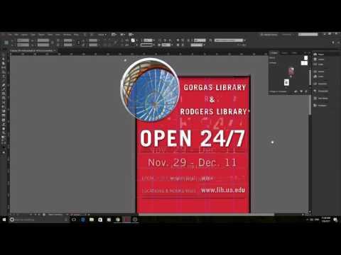 How to Use Adobe InDesign #1 – InDesign CC (2017) Basics