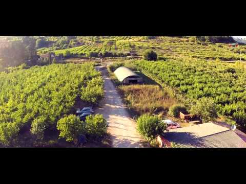 Camping les cerisiers, Millau, Gorges du Tarn, Aveyron. vues aériennes !