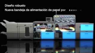 Ricoh Pro C9100 - Un nuevo tiempo para las prensas digitales de alta producción